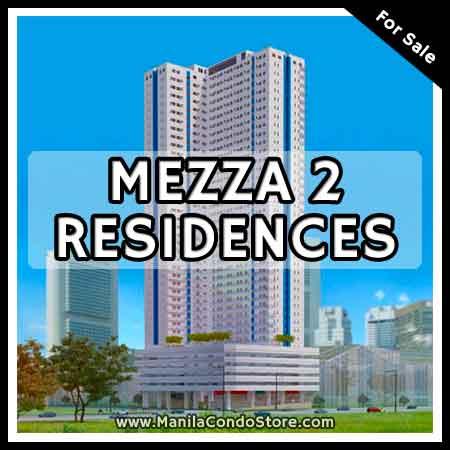 SMDC Mezza 2 Residences UERM Sta Mesa Quezon City Condo