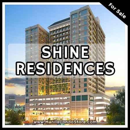 SMDC Shine Residences Ortigas Pasig Condo