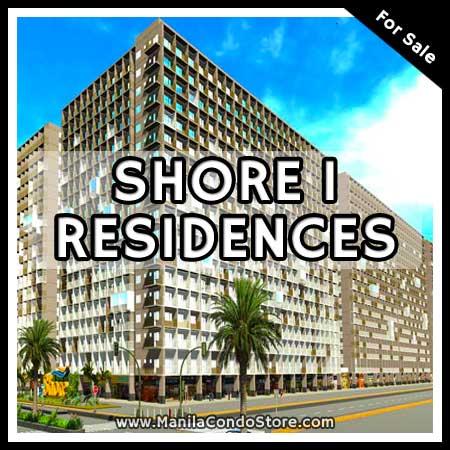SMDC Shore 1 Residences Mall of Asia Condo