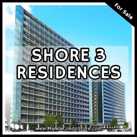 SMDC Shore 3 Residences Mall of Asia Condo
