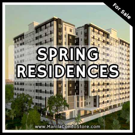 SMDC Spring Residences Bicutan Paranaque Condo