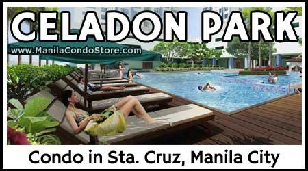 Alveo Celadon Park Manila Condo