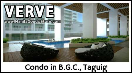 Alveo Verve Residences BGC Taguig Condo