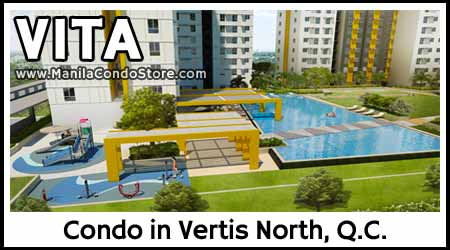 Avida Towers Condo Vita Vertis North Quezon City