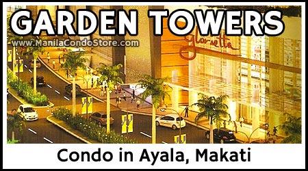 Ayala Land Premier Garden Towers Ayala Avenue Makati Condo