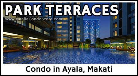 Ayala Land Premier Park Terraces Ayala Avenue Makati Condo