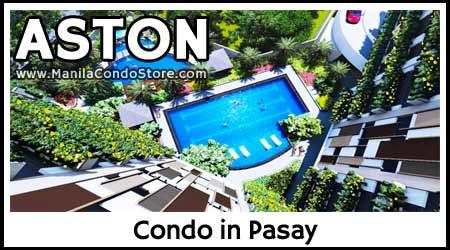 DMCI Homes Aston Residences Pasay Condo