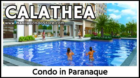 DMCI Homes Calathea Place Paranaque Condo