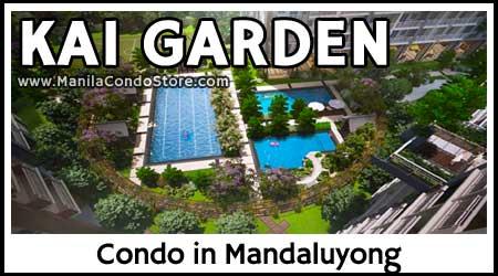 DMCI Homes Kai Garden Residences Mandaluyong Condo