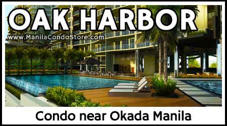 DMCI Homes Oak Harbor Residences Paranaque Condo