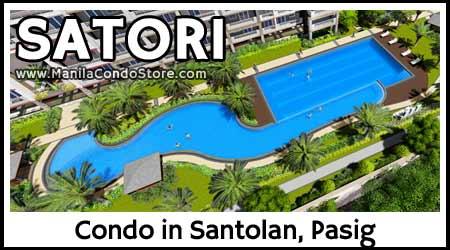 DMCI Homes Satori Residences Santolan Pasig City Condo