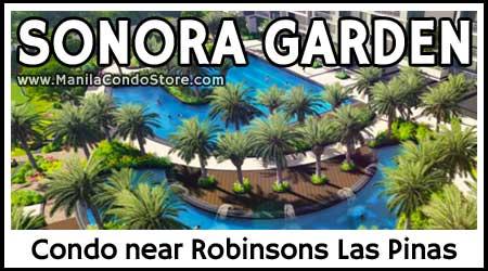 DMCI Homes Sonora Garden Residences Las Pinas Condo