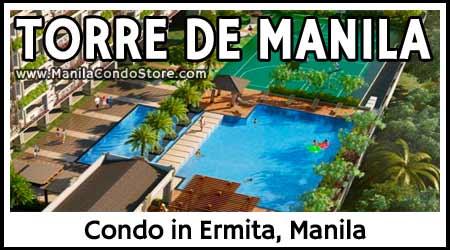 DMCI Homes Torre De Manila Taft Ermita Manila City Condo