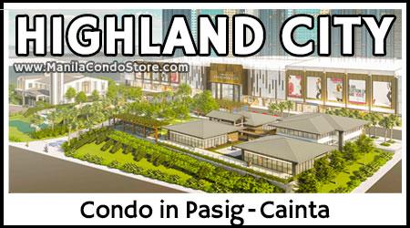 Empire East Highland City Residences Cainta Rizal Condo