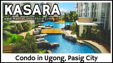 Empire East Kasara Urban Resort Residences Ugong Pasig Condo