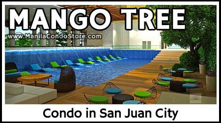 Empire East Mango Tree Residences San Juan City Condo