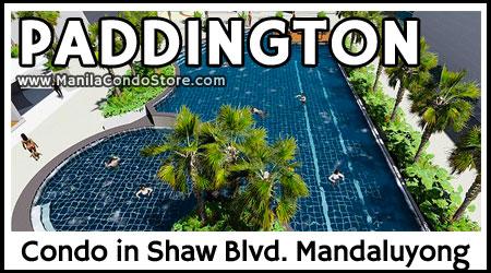 Empire East Paddington Place Shaw Boulevard Mandaluyong Condo