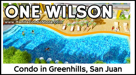 Federal Land One Wilson Square Greenhills San Juan Condo