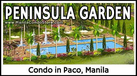 Horizon Land Peninsula Garden Midtown Homes Paco Manila Condo