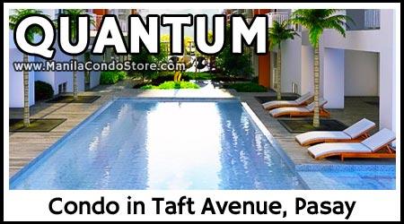Horizon Land Quantum Residences Taft Avenue Pasay Condo