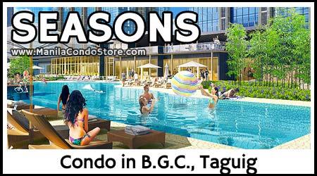 Sunshine Fort The Seasons Residences BGC Taguig Condo