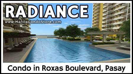Robinsons The Radiance Manila Bay Roxas Boulevard Pasay Condo