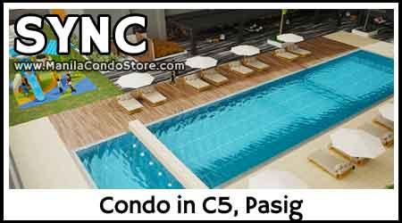 Robinsons Sync C5 Rosario Pasig City Condo