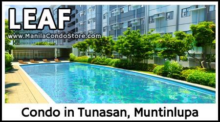 SMDC Leaf Residences Tunasan Muntinlupa Condo