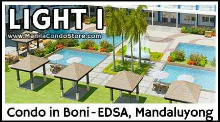 SMDC Light 1 Residences Boni EDSA Mandaluyong Condo