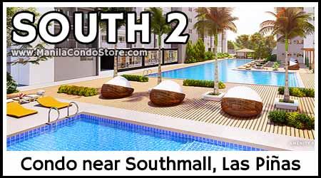 SMDC South 2 Residences Las Pinas Condo