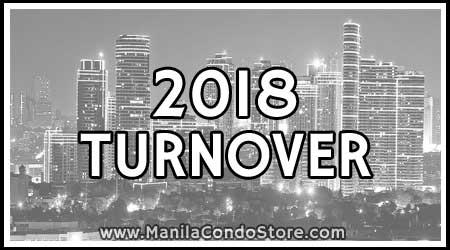 2018 Turnover Manila Condo Store
