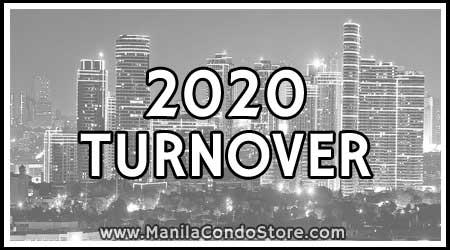 2020 Turnover Manila Condo Store
