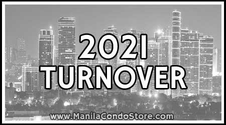 2021 Turnover Manila Condo Store