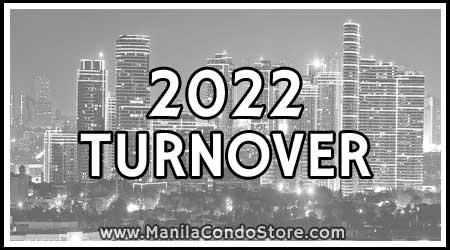 2022 Turnover Manila Condo Store
